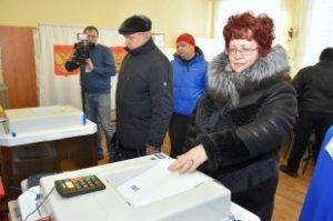 Выборы Президента России в моем городе
