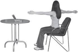 Гимнастика за компьютером во время работы