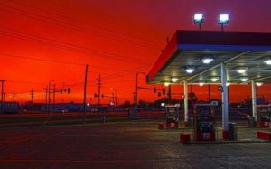 На АЗС активно торгуют контрафактным топливом
