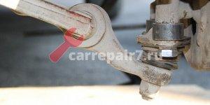 Ремонт и замена шаровой опоры автомобиля