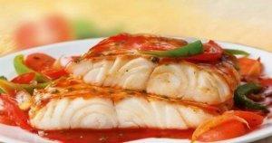 Как приготовить рыбу по-французски