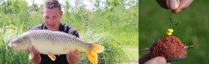 Трофейная рыбалка на флэт фидер