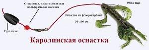 С каролинской оснасткой на хищника  Подробнее: http://1rubalka.info/spinning/karolinskaya-osnastka-montazh/