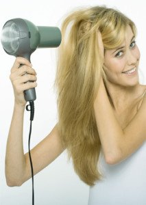 Как укладывать волосы феном в домашних условиях