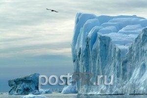 Ледники тают и открывают в толще таинственное содержимое