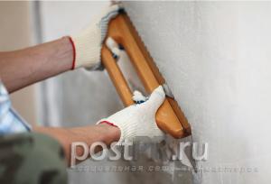 Как правильно выравнять стены при ремонте?