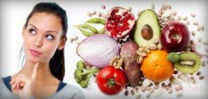 Диета при повышенном холестерине: полезные советы