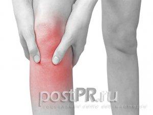Как избавиться от боли в колене
