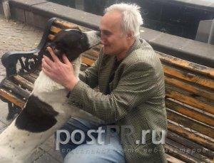 После 3 лет безуспешных поисков хозяин нашел свою собаку