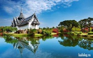 Проверь насколько хорошо ты знаешь Таиланд и выиграй приз