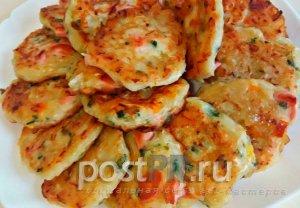 Вкуснейшие оладьи со вкусом пиццы