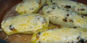 Запеченная картошка с грибами, супер вкусный рецепт