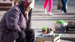 Количество бедных людей в стране увеличилось