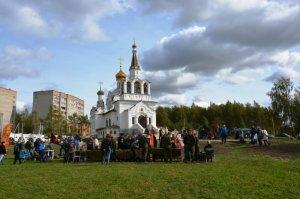 Фестиваль «Покровские встречи» в Белоозерском стал ярким праздником