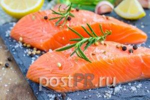 Диетологи советуют покупать отнюдь не красную рыбу